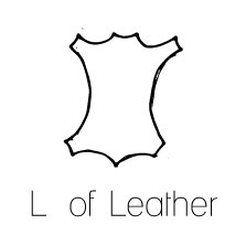 l-of-leather