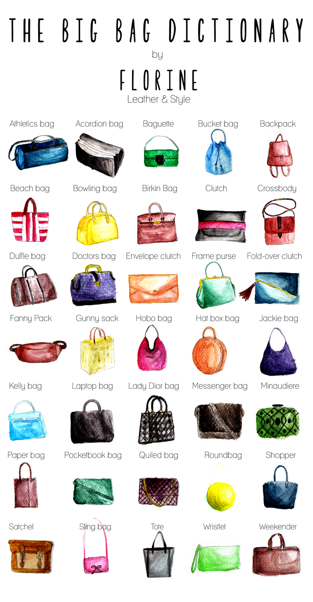 the big bag dictionary cheat sheet