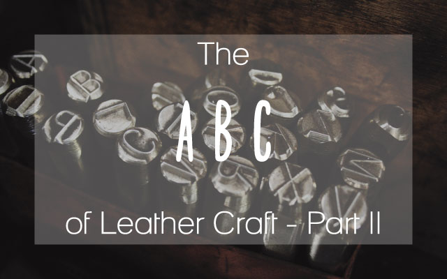 the-ABC-of-leather-craft-part-II