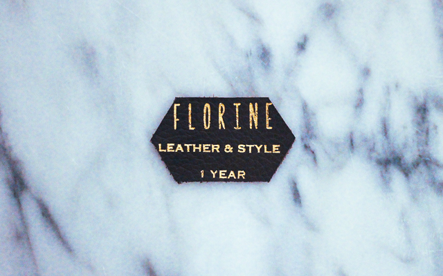 Florine Leather & Style 1 year